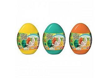 Super Sand Eggs asst. 12 pcs