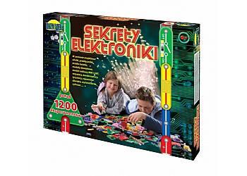 Sekrety Elektroniki 1200 eksperymentów