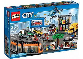 Lego i Plac Miejski