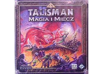 Gra Talisman Magia i Miecz
