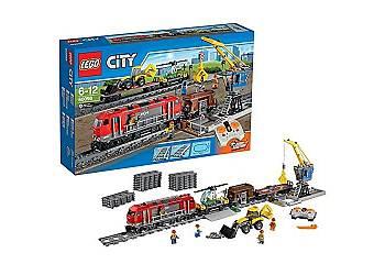 Pociąg towarowy LEGO® City