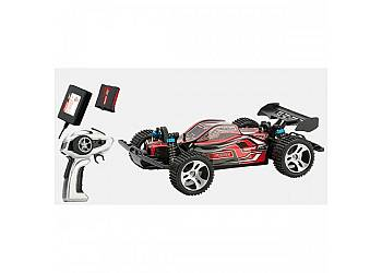 RC Buggy Red Fibre