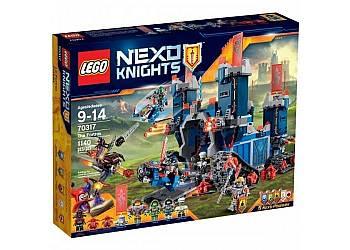 Nexo Knights Fortrex