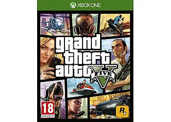Grand Theft Auto V Xbox One PL/ENG
