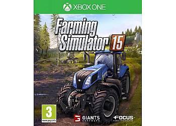 Farming Simulator 2015 Xbox One (napisy PL)