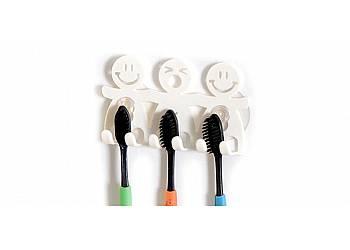 Uchwyt na szczotki do zębów