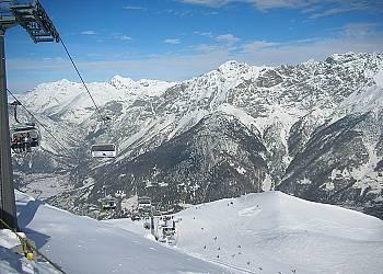 Hotel Belvedere w Alpach