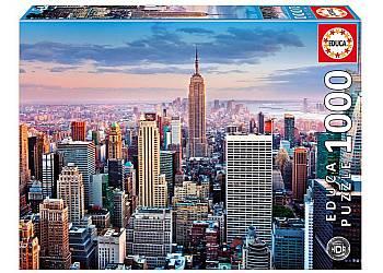 Puzzle 1000 elementów, Manhattan New York