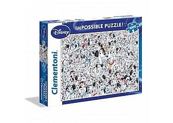 CLEMENTONI 1000 EL. 101 Dalmatians