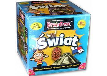 Gra BrainBox Świat