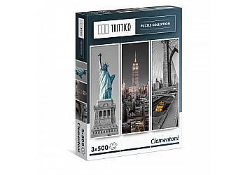 3x500 EL. Trittico New