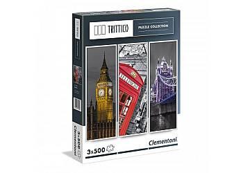 3x500 EL. Trittico London