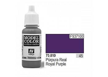 VALLEJO Farba Nr45 Royal Purple 17mlMatt