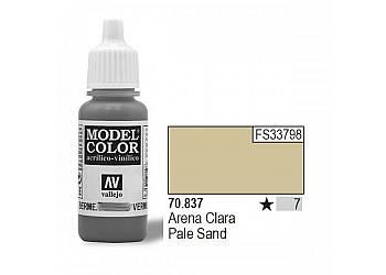 Farba Nr7 Sand Light Matt 17ml