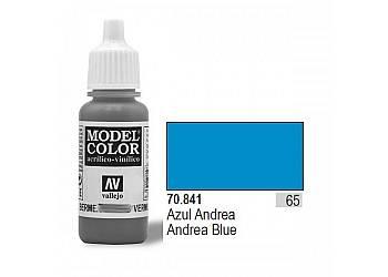 VALLEJO Farba Nr65 Andre a Blue 17mlMatt