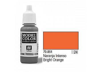 VALLEJO Farba Nr24 Brigh t Orange 17mlMatt