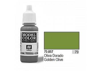 VALLEJO Farba Nr79 Golde n Olive 17mlMatt