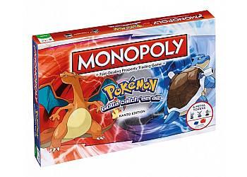 Monopoly Pokemon ENG