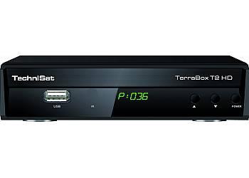 TERRABOX T2HD Dekoder DVB-T/DVB-T2