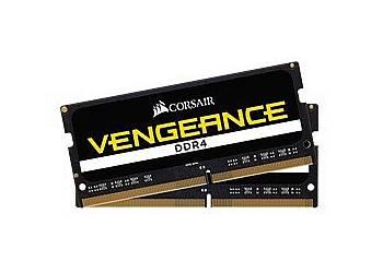 DDR4 SODIMM 16GB/2400 (2*8GB) CL16-16-16-39 Black
