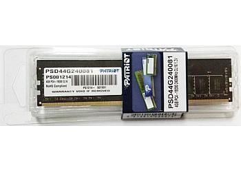 DDR4 SIGNATURE 4GB/2400MHz CL15 1.2V
