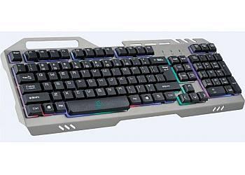 DISCOVERY metalowa klawiatura dla graczy