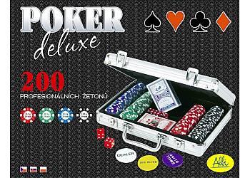 Poker Deluxe 200 żetonów