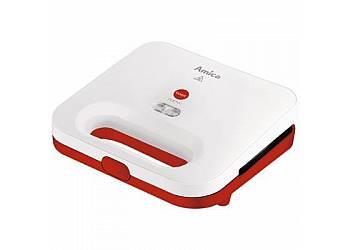 Opiekacz do kanapek biało-czerwony     SMK 2012