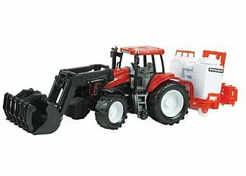 Zestaw Traktor za maszyną