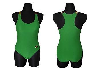 Wygodny jednoczęściowy strój na basen