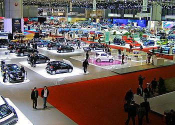Motor Show w Genewie!