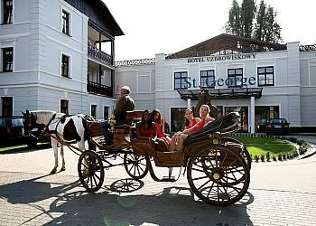 Hotel St. George w Ciechocinku
