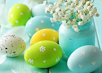 Wielkanoc nad Jeziorem Durowskim