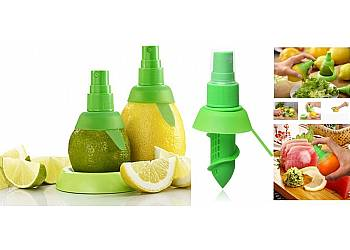 Wyciskacz/Spray do owoców!