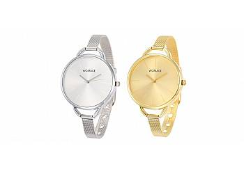 Delikatny damski zegarek