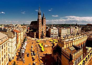 Chill(i) w Krakowie