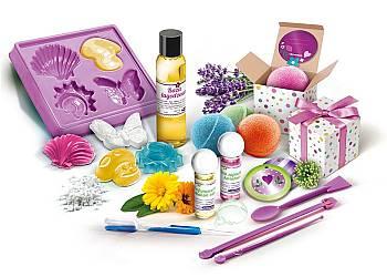 Pachnące laboratorium mydlarskie