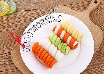 Nożyk do dekoracji z warzyw