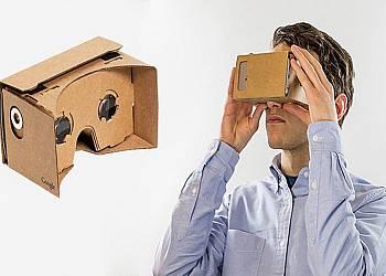 Okulary Google Cardboard 3D VR