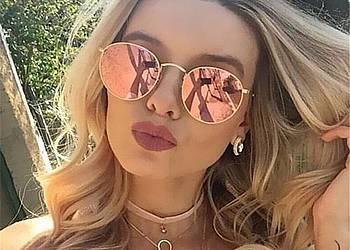 Okulary lustrzanki