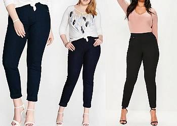 Spodnie damskie Big Jeans