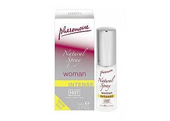 Perfumy z naturalnymi feromonami