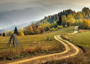 Chatka w górach