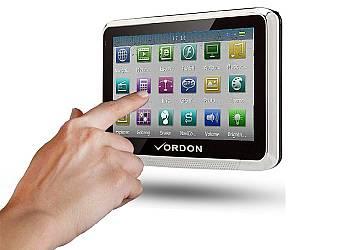 Najnowszy model marki Vordon 8 GB pamięci