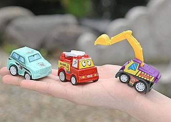 Zestaw samochodów