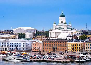 Wycieczka promem - Ryga, Sztokholm, Turku, Helsinki, Tallin