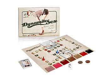 Gra erotyczna - Dynamite sex