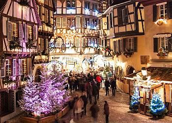 Jarmark Bożonarodzeniowy – Alzacja