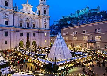 Klimatyczny Salzburg