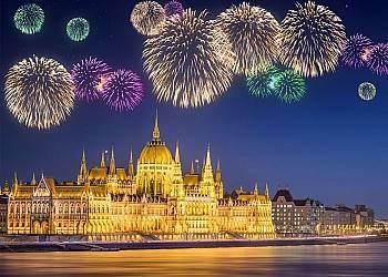 Perła Dunaju na Sylwestra
